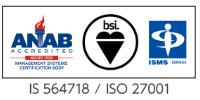 情報セキュリティマネジメントシステム(ISMS)基本方針