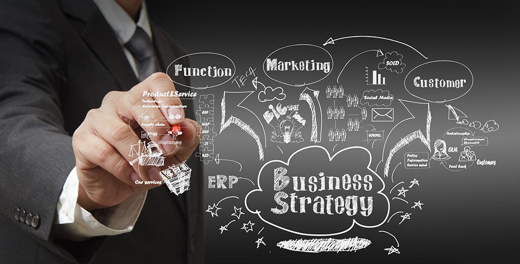 大きく6つの事業でクライアントのマーケティング活動を支援