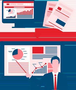 データ分析スペシャリストがデータの活用(設計・分析・インサイト)を支援